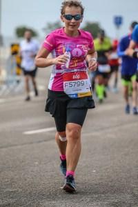 Maraton Porto biegaczka