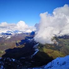 góry, widok zResegone
