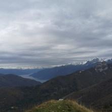 Alpy, jezioro Como, Grigne