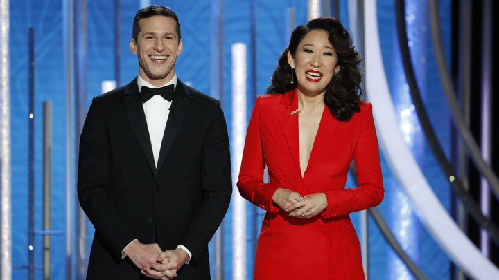 76th Annual Golden Globe Awards - Show