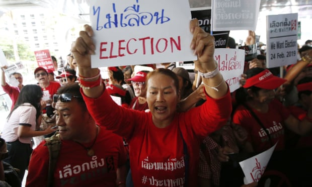 Thailand elections