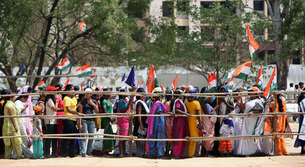 Valg i India: Utdanning, urbanisering og valgdeltakelse