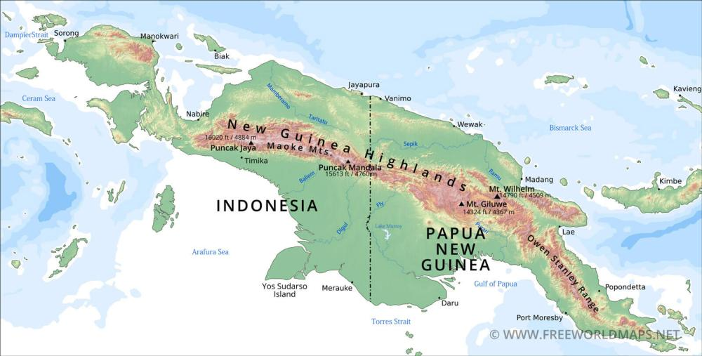 new-guinea-map
