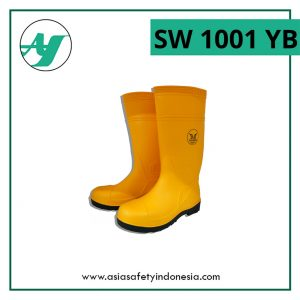 Safety Shoes Safety Wachter PVC BOOT SW 1001 YB