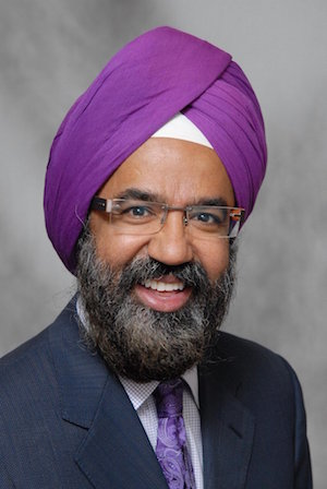 Jasjit S Ahluwalia appointed as dean at Rutgers, US