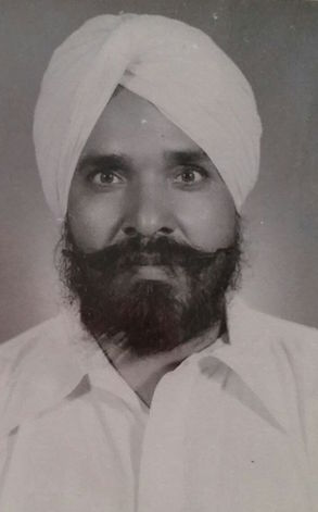 Giani Harbans Singh, former granthi at Sungai Petani
