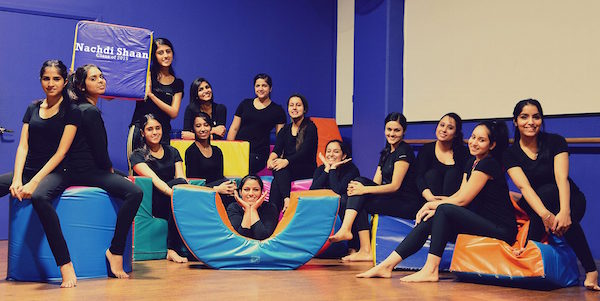NACHDI SHAAN: Sydney-based all girls competitive bhangra crew - Photo team Fb page