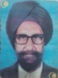 Sarab Singh (Ipoh), 1933-2015
