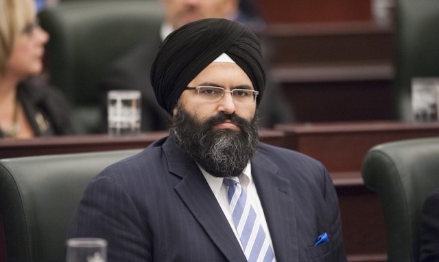 Canadian lawmaker Manmeet Singh Bhullar dies in a road accident while helping a stranger on the road.