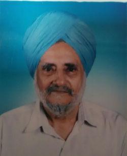 Naginder Singh aka Mehar Singh (1930-2015), PJ