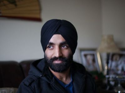 CPT Simratpal Singh: Decorated West Point and Ranger School graduate in US army - PHOTO / ARMY TIMES