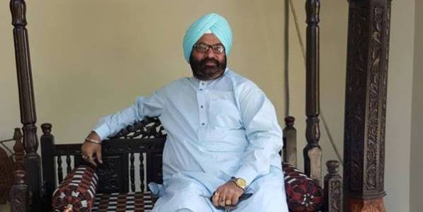 Soran Singh, a Sikh politician from Khyber-Pakhtunkhwa province of Pakistan, was gunned down on 22 April 2016 - PHOTO / SORAN SINGH FACEBOOK