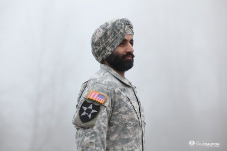 US Army Capt Simratpal Singh