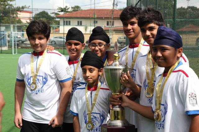 Pulapol Eagles emerged champs for Akaal Premier League 2015
