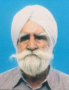 Karam Singh (1932-2016), Shah Alam/Kampar