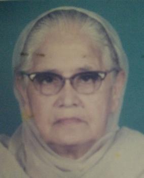 Sawaran Kaur (1930-2016), Buntong