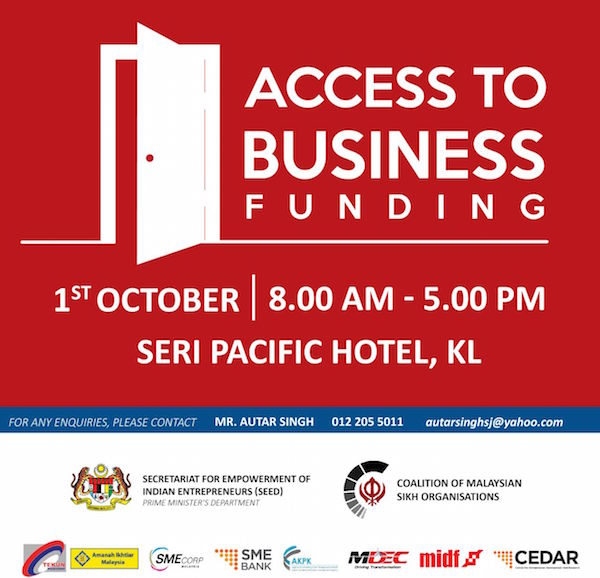 Access to Business Funding: A programme by CMSO and SEED
