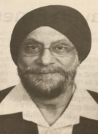Dr Amrik Singh (1948-2016), Kota Kinabalu