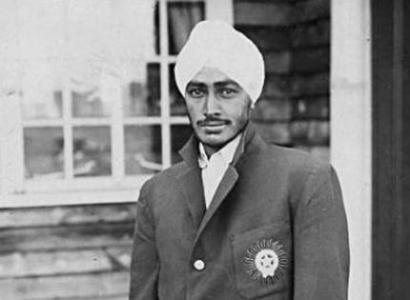 Cricket legend Lall Singh
