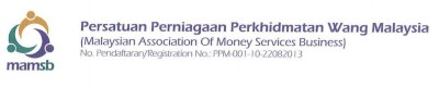 Malaysian Association of Money Services Business (MAMSB)