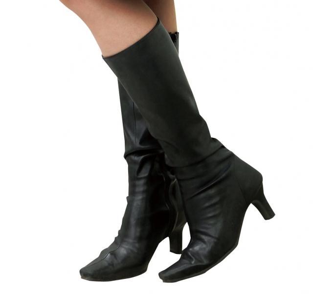 ブーツの蒸れ防止