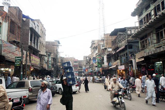 Interview New Website Lets Peshawar Pakistan Tell Its