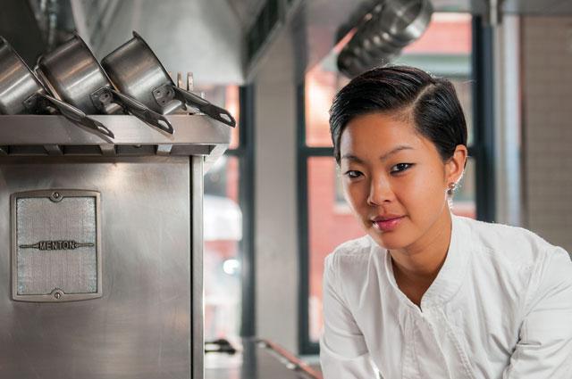 kitchen design india pictures cabinet door bumper pads interview: 'top chef' kristen kish on her korean fried ...