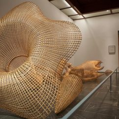 Chairs For Affairs Folding Chair Karachi Photos: Authenticity, 'elemental Forms' Set Cambodian Artist Sopheap Pich Apart | Asia Society