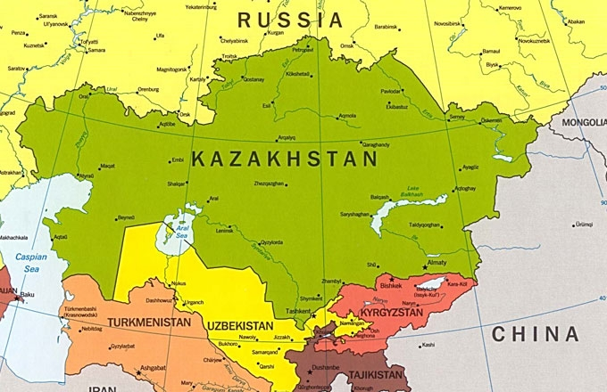 Central Asia A Political History From The 19th Century To Present