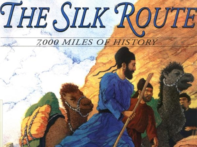 Trade Along the Silk Roads  Asia Society