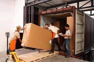 Доставка мебели из Китая
