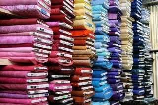 Доставка тканей из Китая