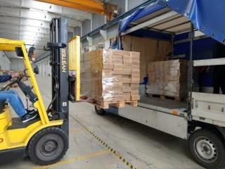 Перевозка сборных грузов из КНР в Россию