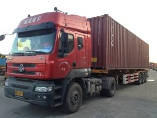 Автоперевозки из Китая в Россию