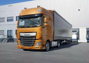 Доставка грузов автотранспортом из Китая
