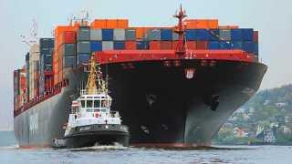 Морские перевозки грузов из Китая в Москву