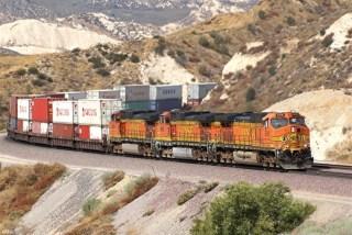 Железнодорожные контейнерные перевозки из КНР