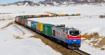 Железнодорожные перевозки из Китая в Россию