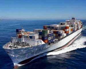 Грузоперевозки морские из Китая