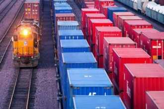 Контейнерные перевозки ж/д транспортом из Китая