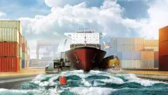 Мультимодальная перевозка грузов из Китая