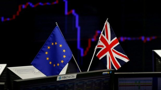 Brexit talks . Image: iStock