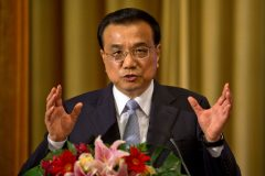 Chinese Premier Li Keqiang. Photo: Reuters, Ng Han Guan