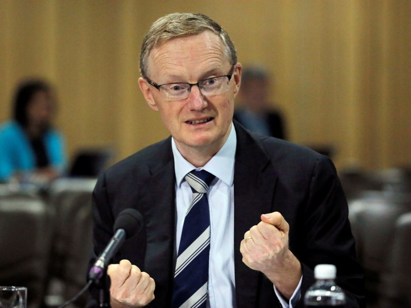 New Reserve Bank of Australia governor Philip Lowe says Brexit was nothing -- watch out for Trump. Photo: Reuters/Jason Reed