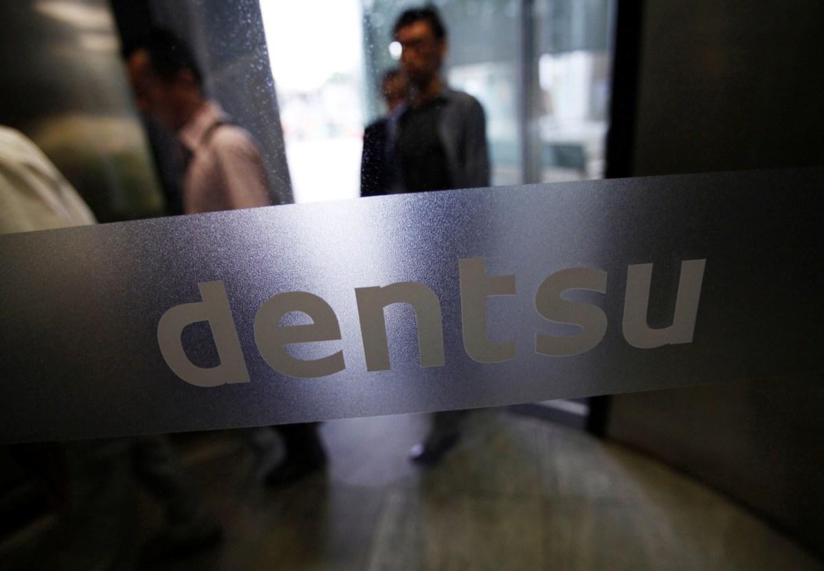 Negative focus: Dentsu under spotlight over working practices. Photo: Reuters