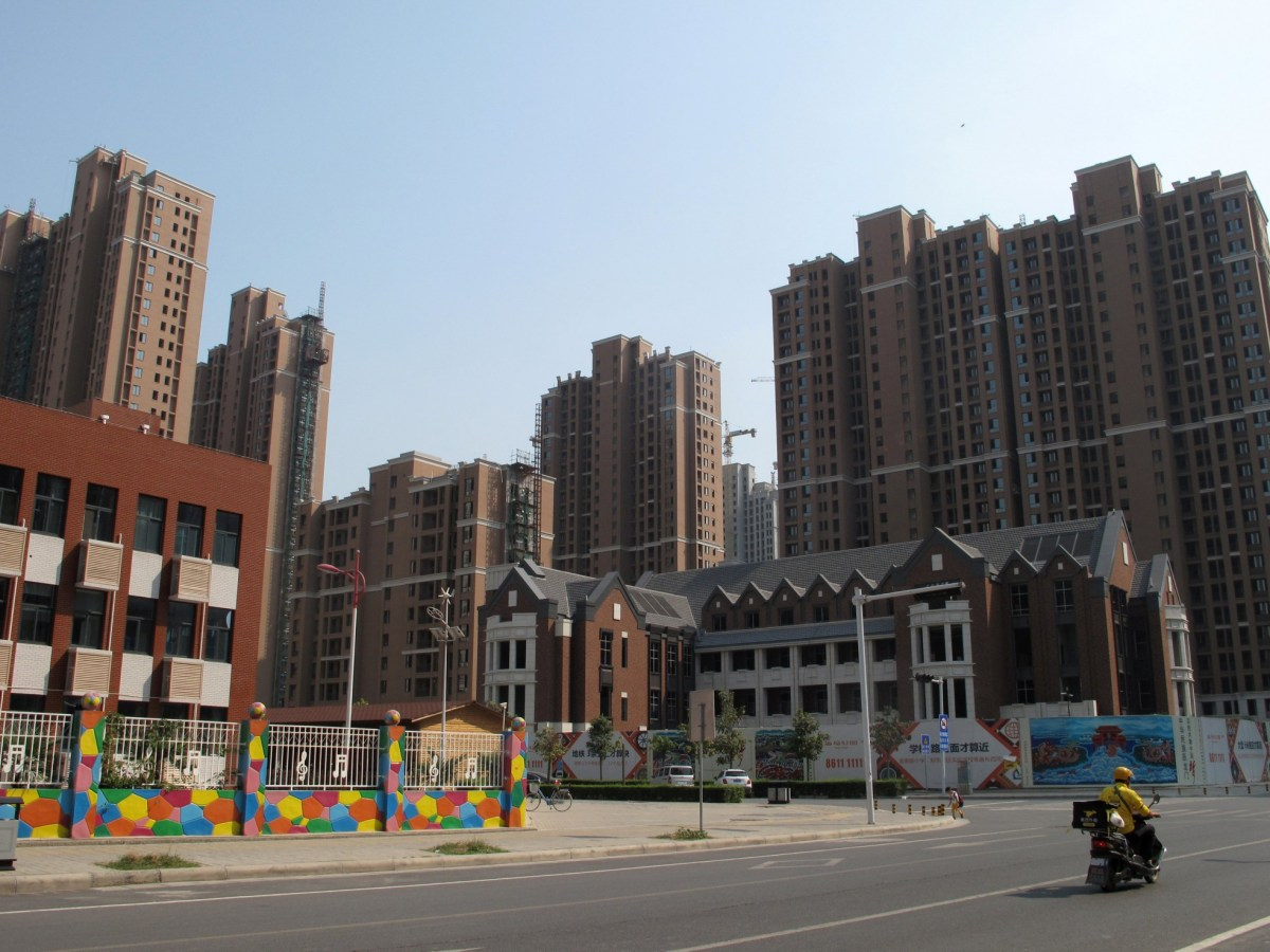 New measures have been introduced to curb speculation in the housing market in various cities. Photo: Reuters