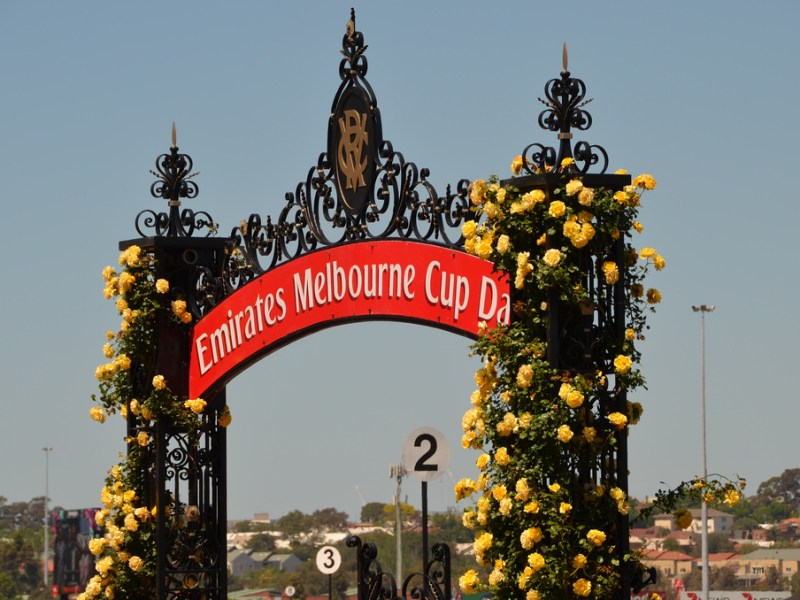Flemington is the home of the Melbourne Cup. Photo: Flickr