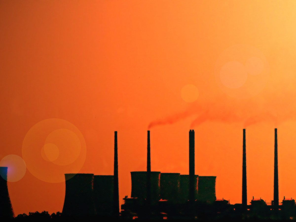 A thermal power station in Raichur. Photo: Wikimedia Commons
