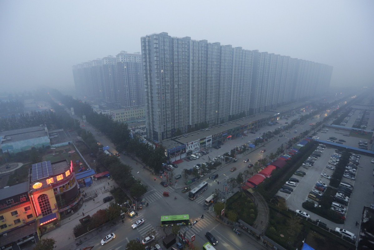 Boom no more? Cooling time for developers. Photo: Reuters/Jason Lee
