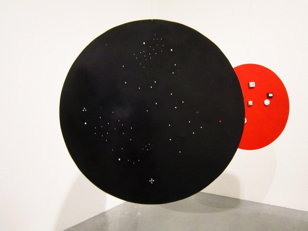 Hanging Disc Toy by Li Yuan-Chia. Photo: Selena N. B. H. via Flickr